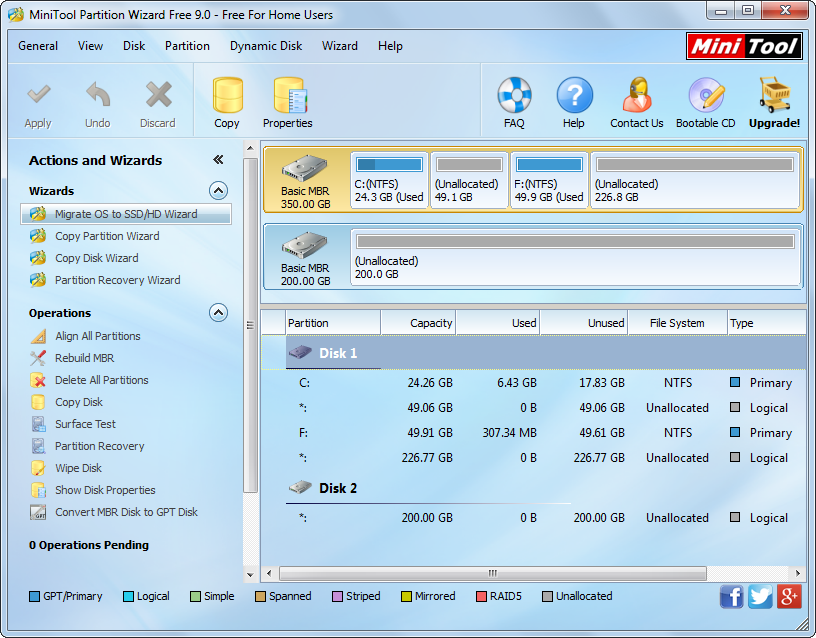 minitool-partition-wizard-main-interface
