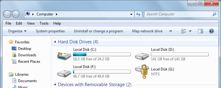 It Is Possible to Transfer Encrypted Partition to Another Drive