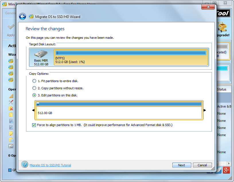 move windows 7 to new hard drive
