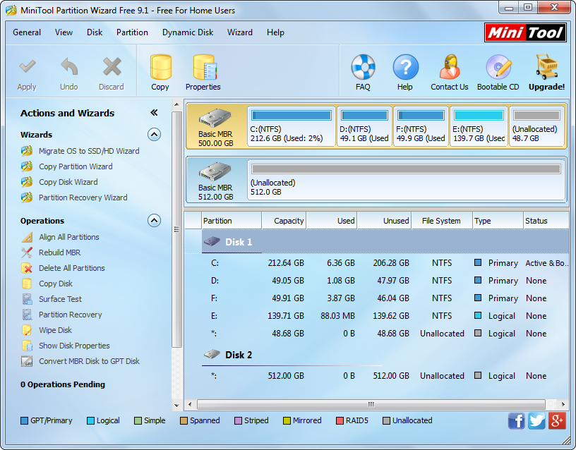 Do You Want to Move Windows 7 to SSD Successfully in Few Steps